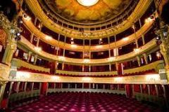 Theatre du Gymnase Paris noel 2014