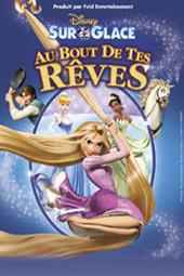 Disney sur glace à PARIS en 2013