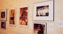 Exposition photo sur le cinéma de Marguerite Duras - Jean Mascolo - Mai 2001