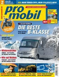 Europas grösstes Reisemobil-Magazin