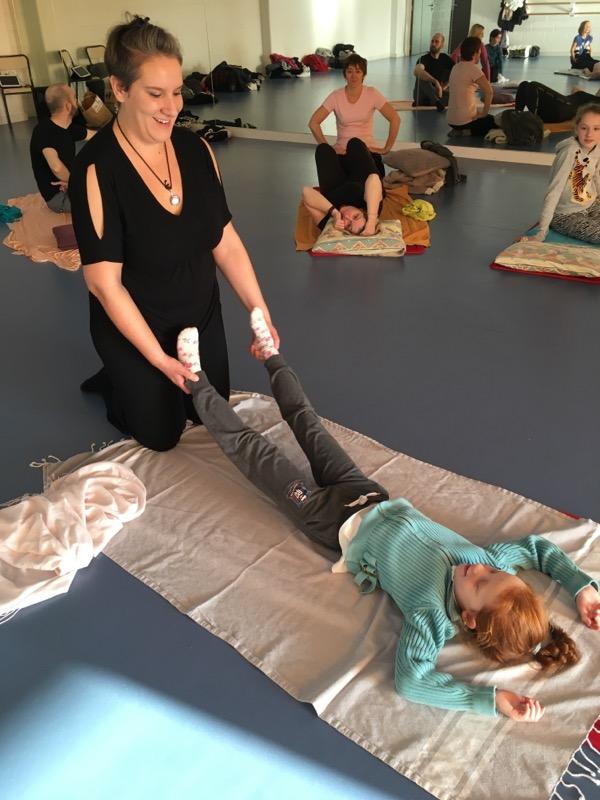 Atelier Relaxinesie Enfants