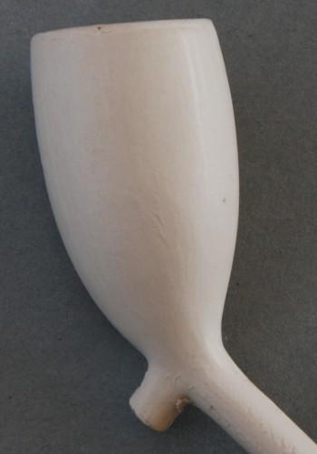 Onbekend Cat nr met ca 49 cm lange steel, hielmerk 55