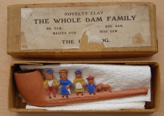 Engelse uitvoering van The Whole Dam Family
