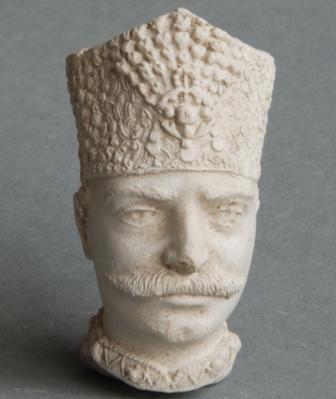 Nr 1324 Shah de Perse (Nr 1325 Le Shah de Perse (manchet versie))