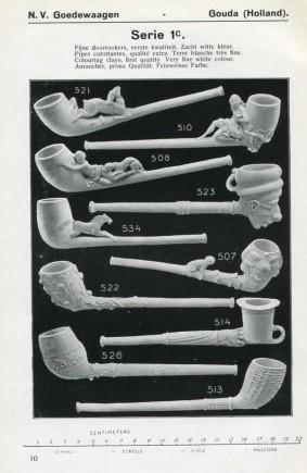 Diverse uitgaven van catalogi ; ca 1890-1940