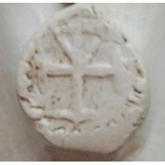 Kruis met driehoek (Huismerk NVK)