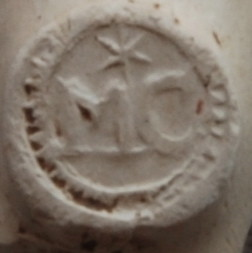 Gevonden in Goudse stort ca 1690-1720