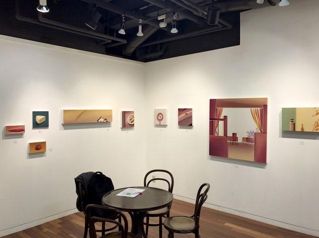 個展『あたらしいひかり』 Y.Art-Gallery(大阪)