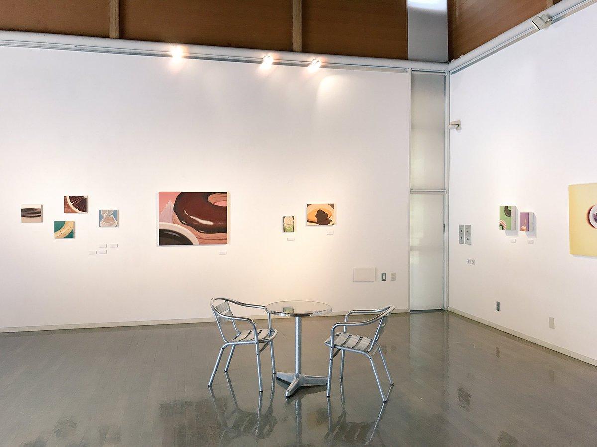 個展『− やさしい時間 − 豊田泰弘展』 高松市塩江美術館(高松)