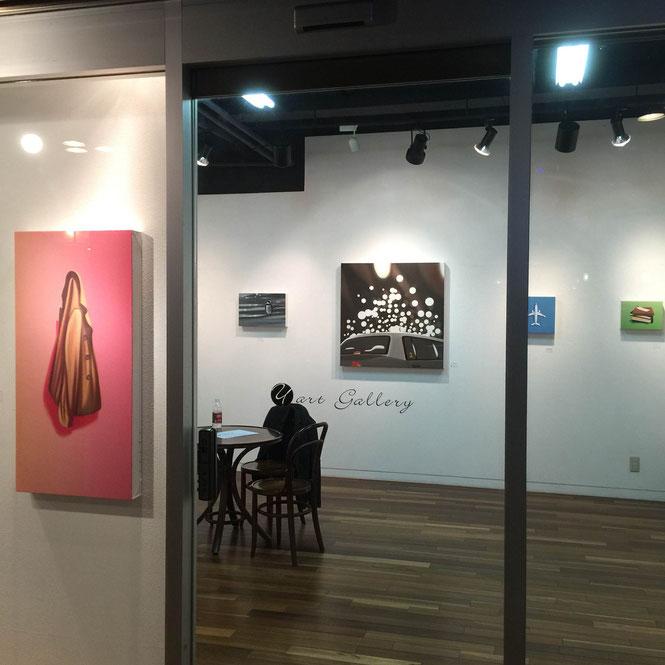 個展『愛おしいもの』 Y.Art-Gallery(大阪)