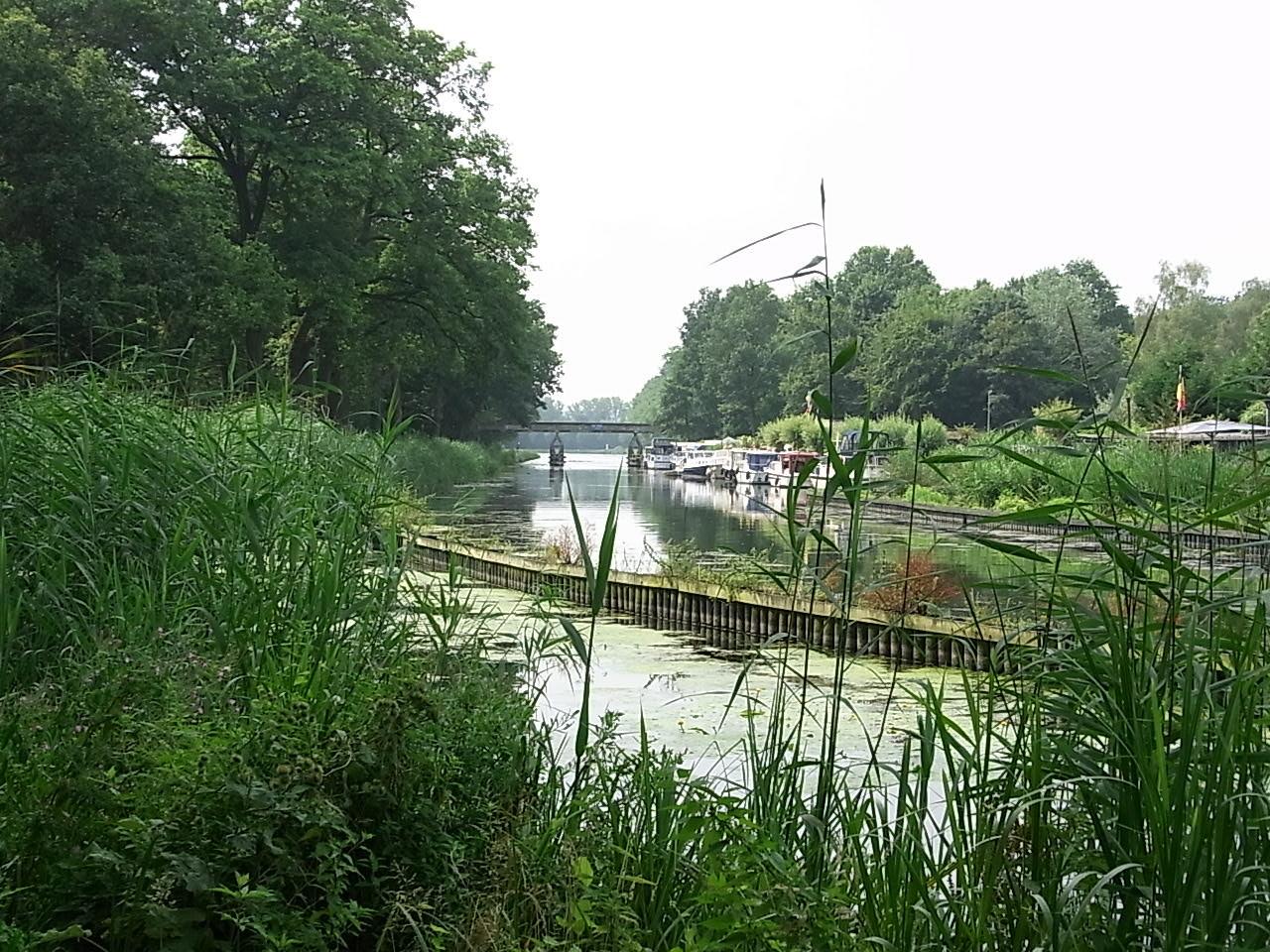 Am ZuidWillemsvaart (B/ Kanal)