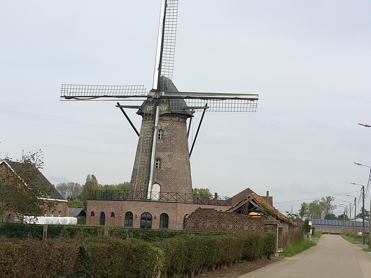 Mühle bei Dilsen/Stokkem