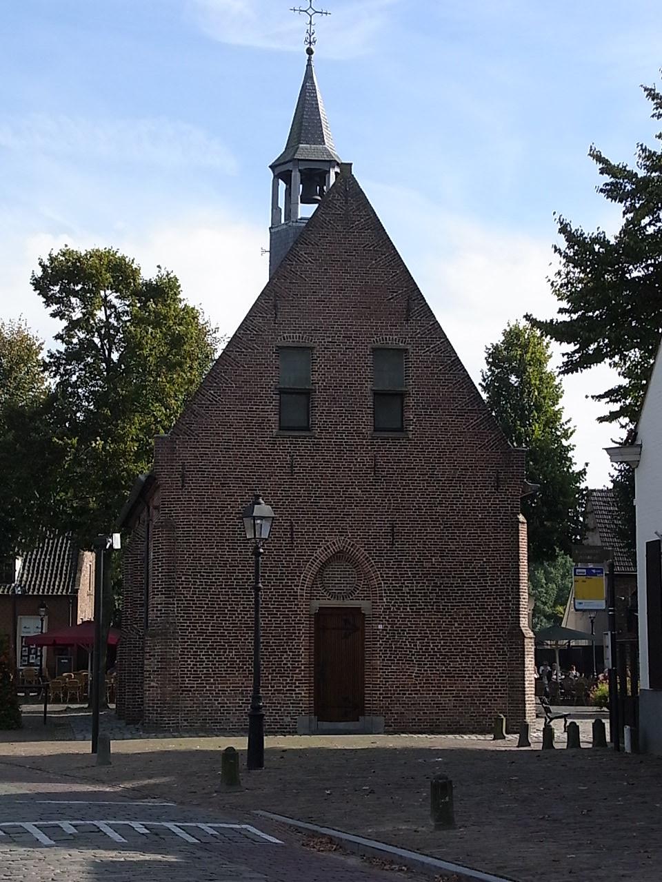 Kleine Kapelle in Eersel