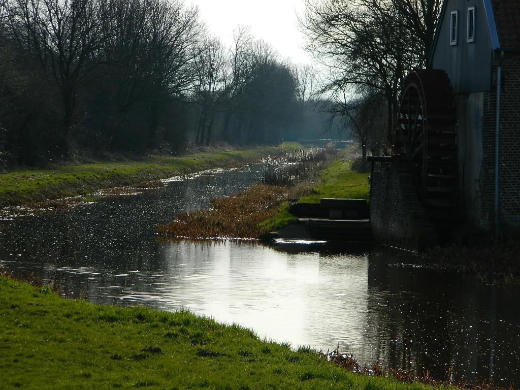 Mühle zwischen Neeritter und Stramproy