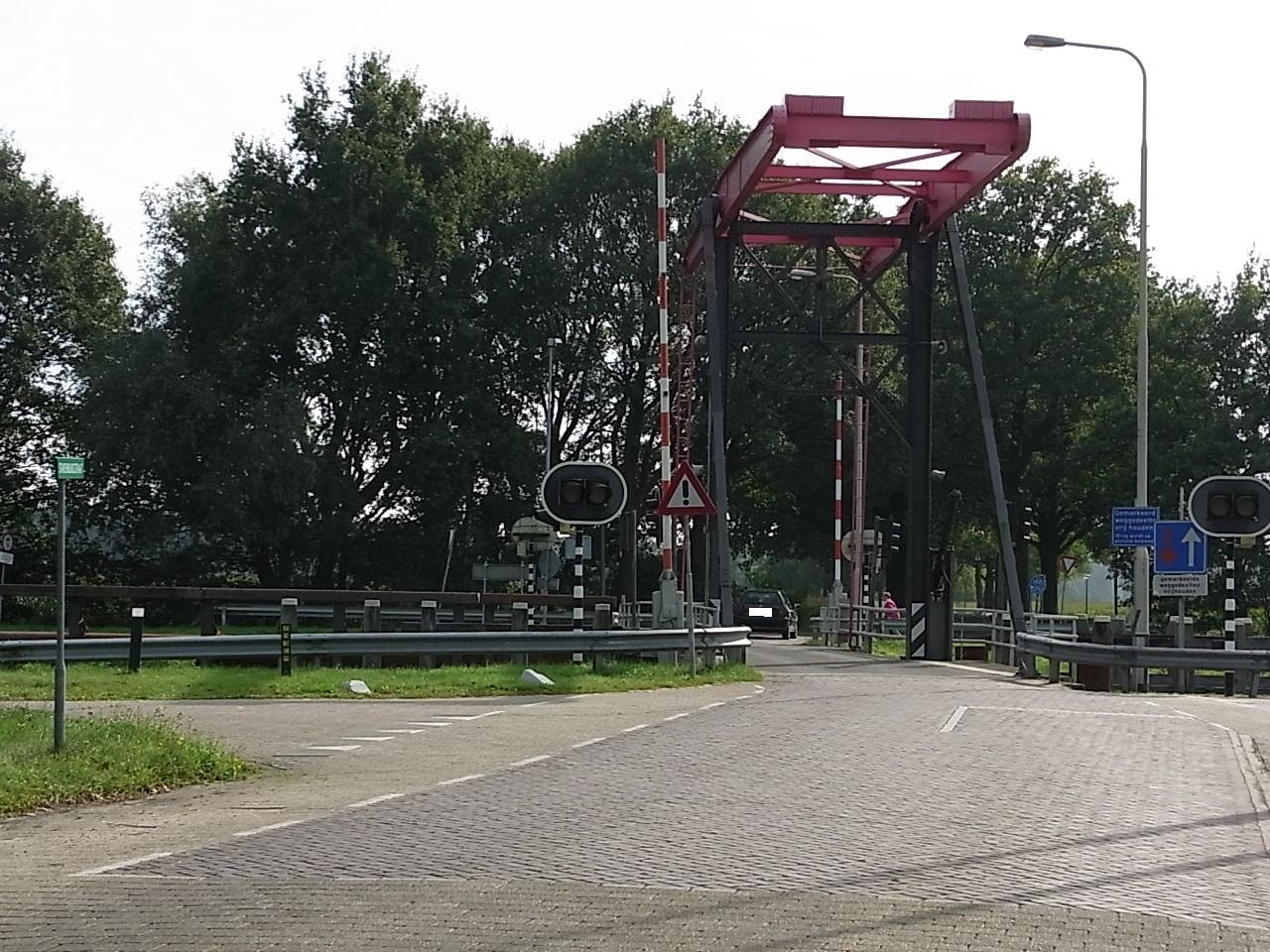 Brücke über den Wilhelmina Kanaal