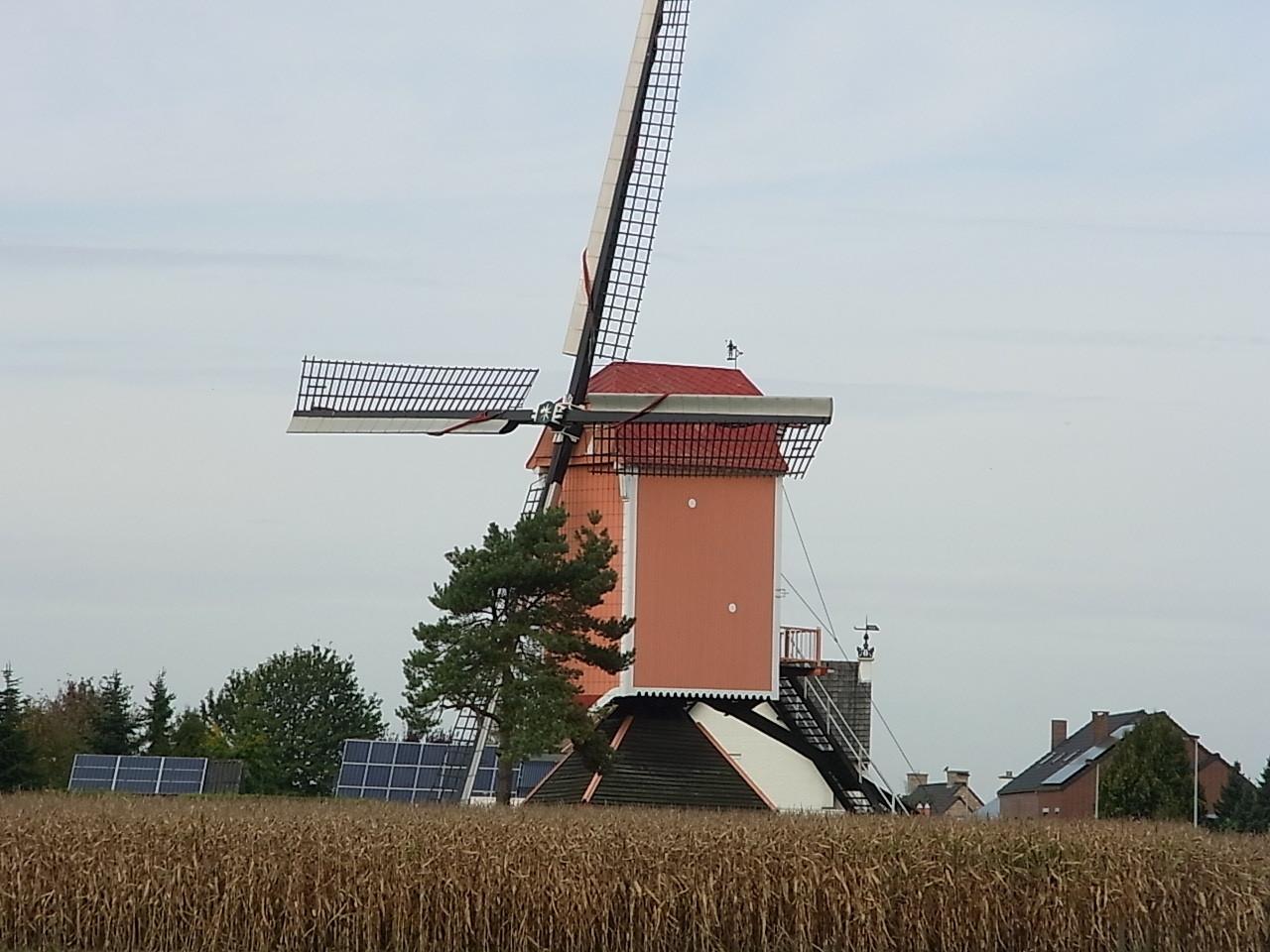 Mühle bei Leut