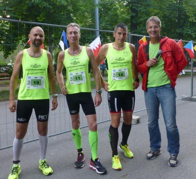 Silbermedaille in der Ultralauf ÖM Teamwertung und Vereinsrekord von Olivia Hartlauer über 50km! BRAVO, BRAVO, BRAVO,.....
