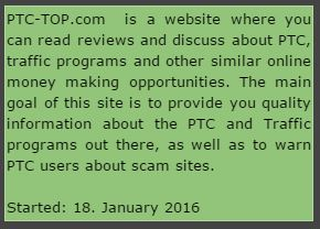 PTC Scam List - Top and best PTC and Faucet Sites in the year 2019