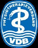 Mitglied im Physiotherapie-Verband VDB