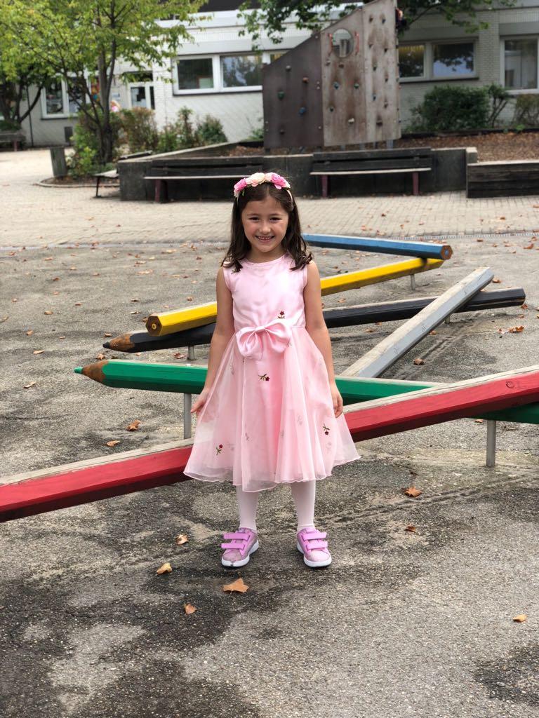 festliches Kinderkleid