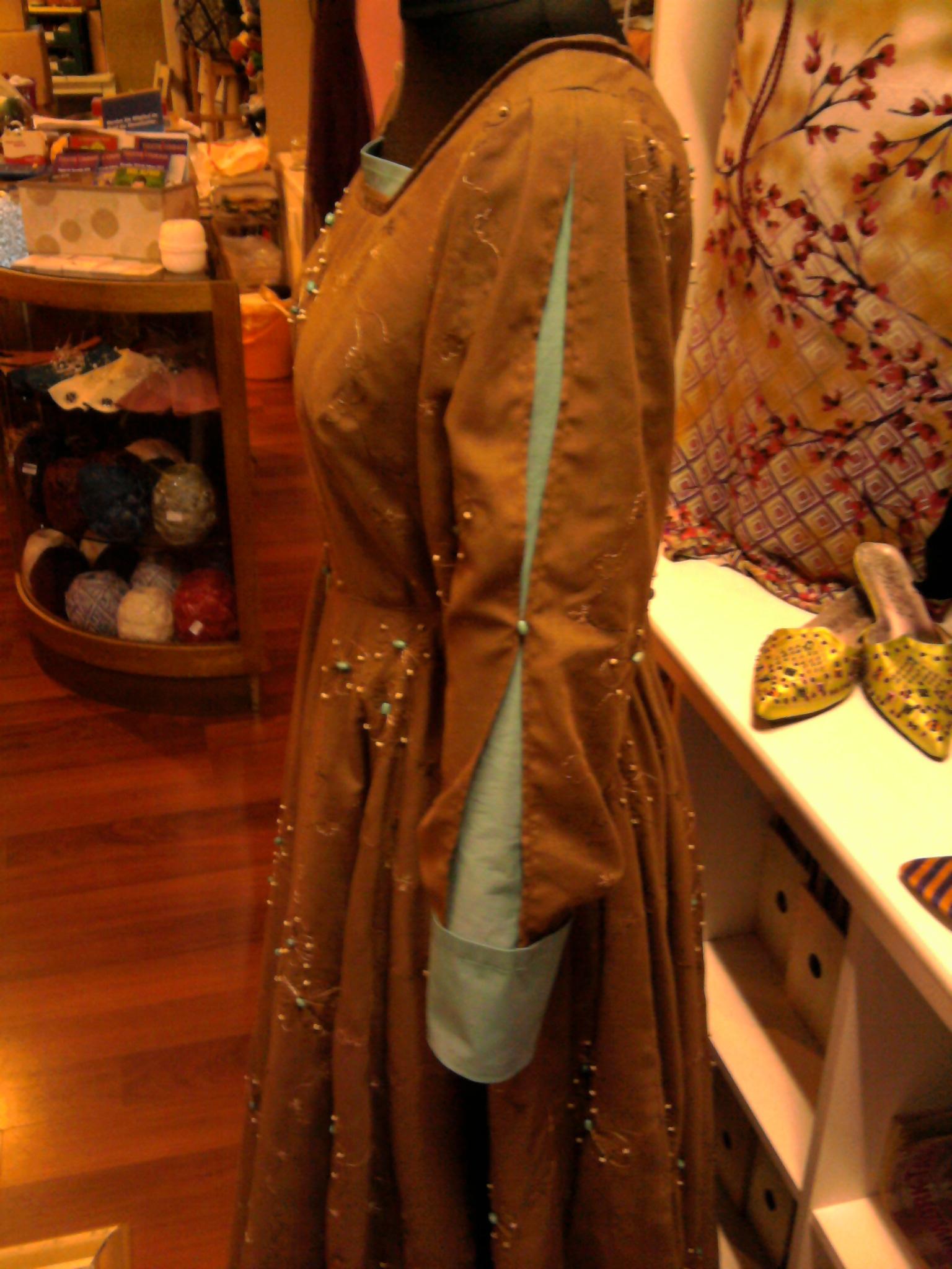 Kleid im Renaissance-Stil