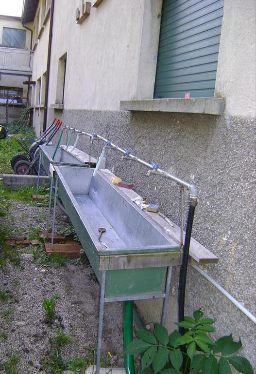 Area lavatoi