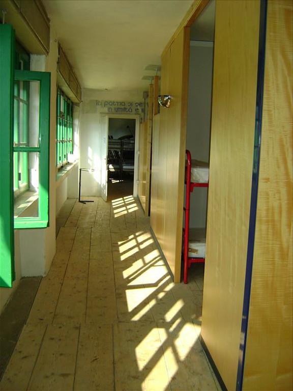 Corridoio camerate