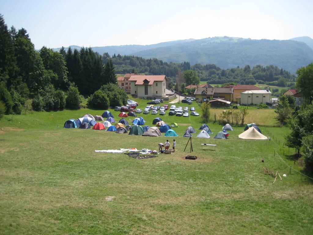 Il campo allievi