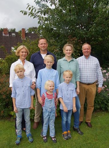 Familie Blunk Hof Hörnsee