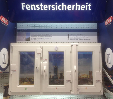 Einbruchschutz für Fenster Fenstersicherung Hamburg
