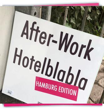 afterwork münchen mittwoch