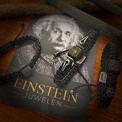 Schmuckkollektion Ein Stein als Hommage an Albert Einstein