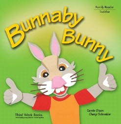 Bunnaby Bunny: English Toddler Reader (board only)
