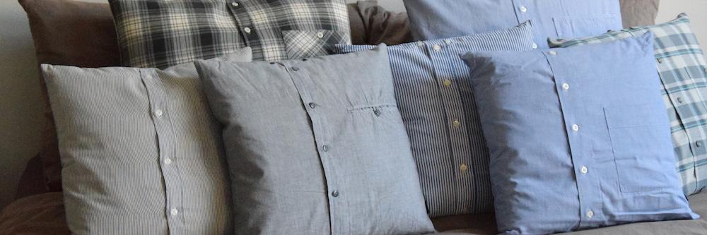 Wohnszene Hemdkissen