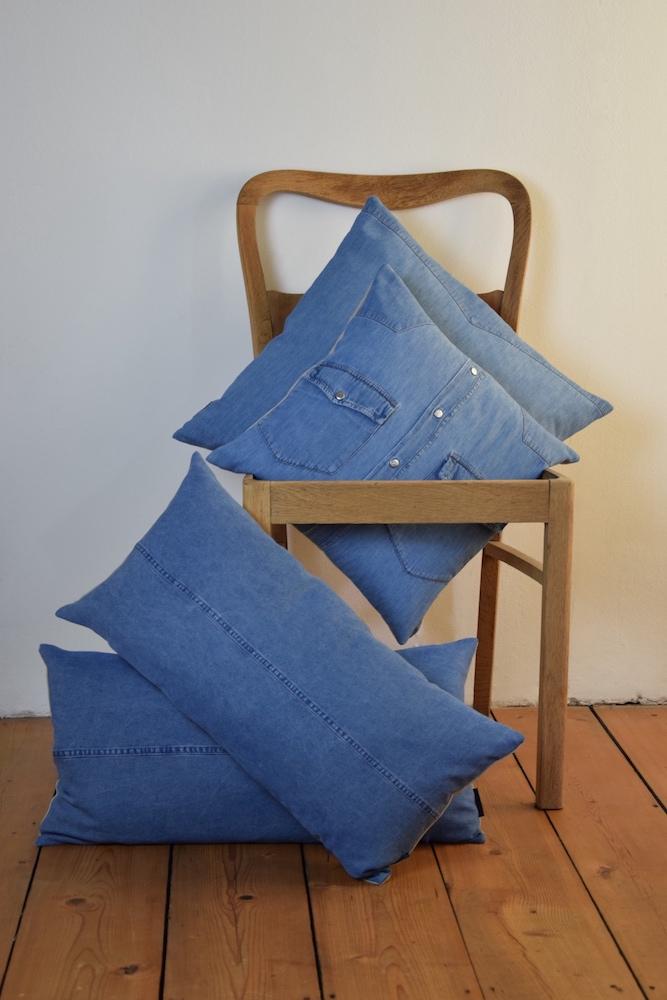 Hemdkissen Jeans