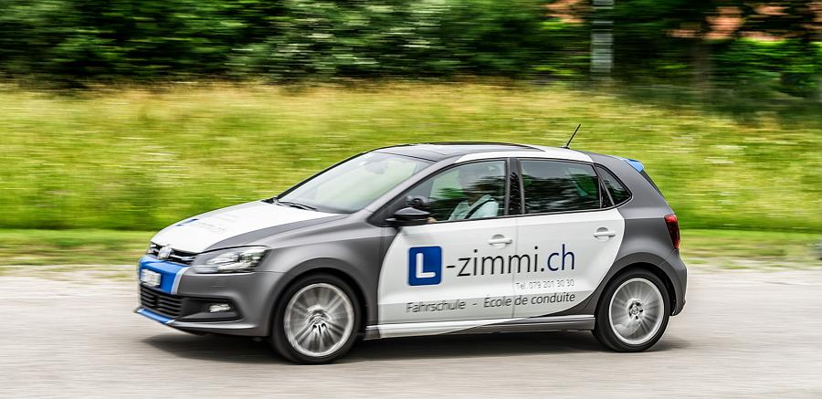Fahschulauto VW Polo
