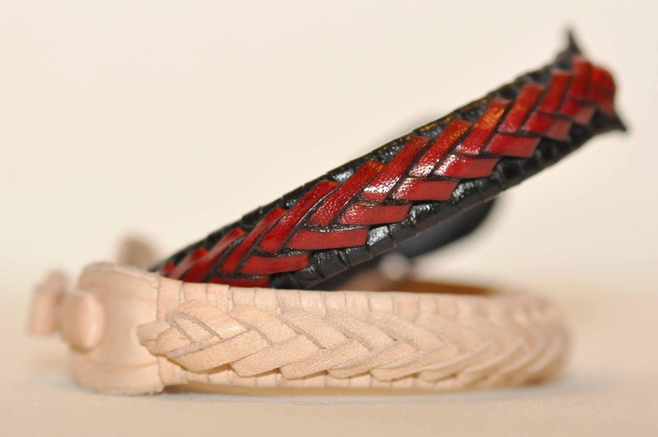 Armband Naturbelassen und gefärbt (zig Variationen möglich !!!)