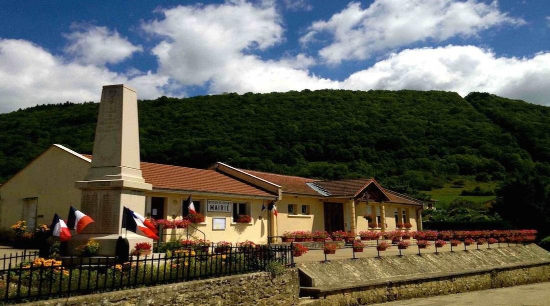 Mairie de Boyeux St Jérôme