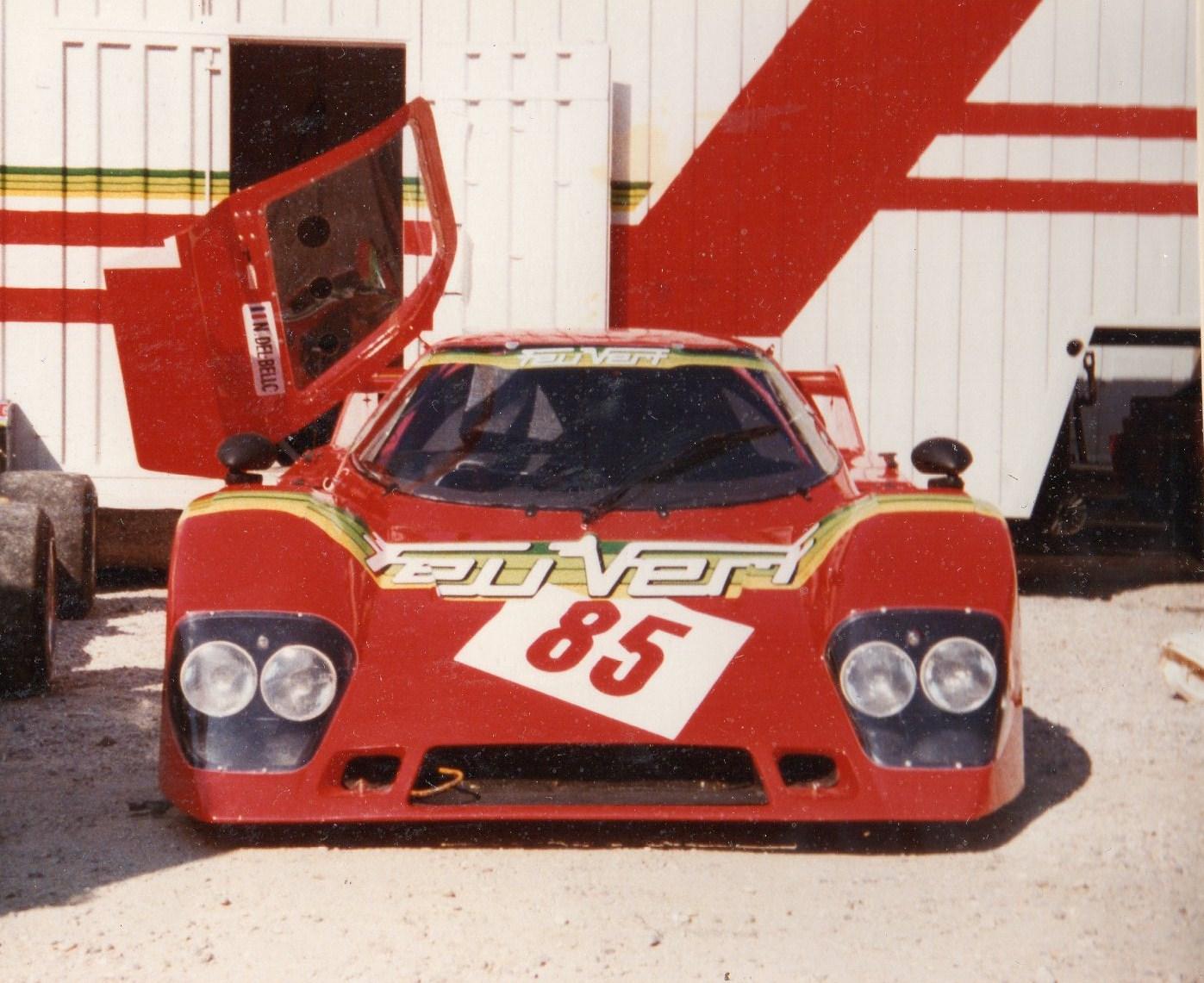 Noêl Del Bello en 1984 : Sthémo