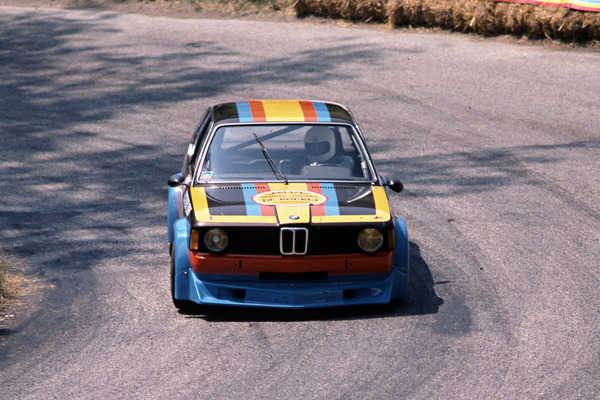 xx en 1982 : BMW 2002 groupe 2