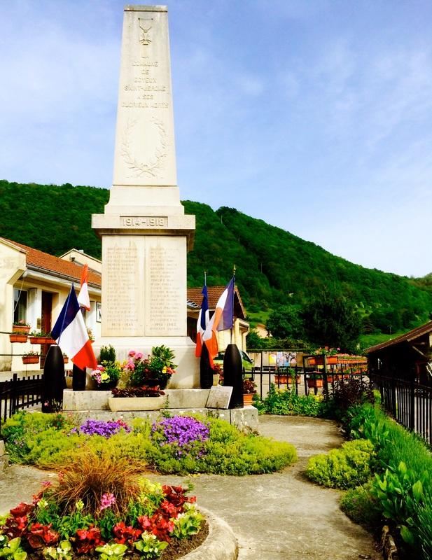 Monument aux morts de Boyeux