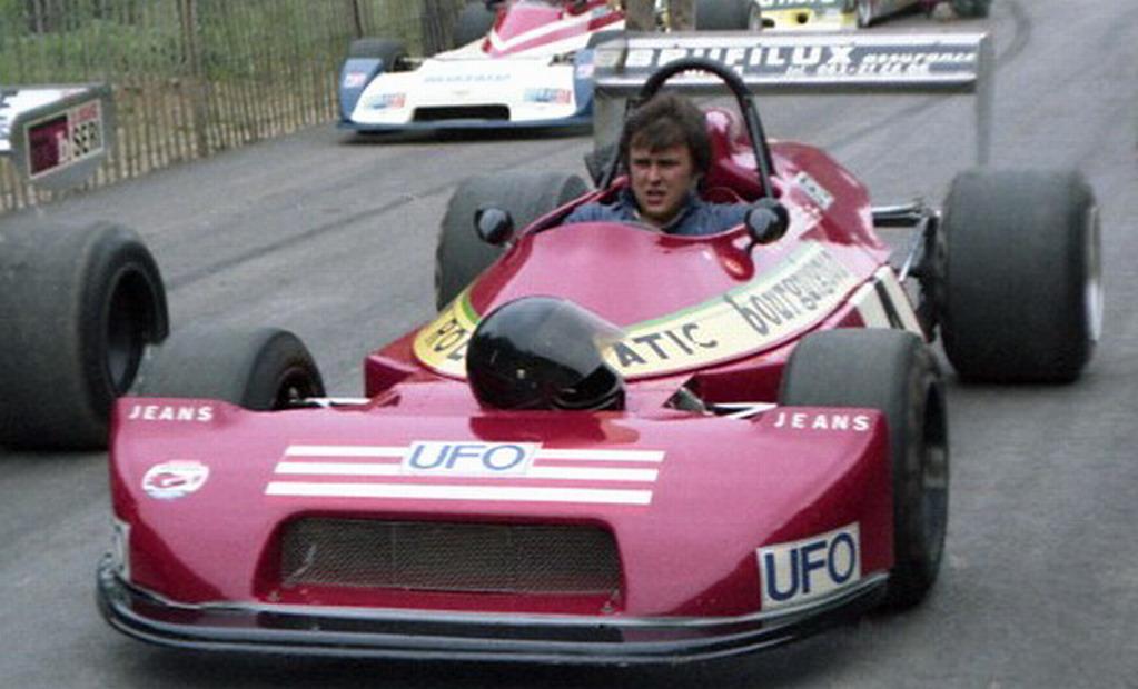 Marcel Tarrés en 1978 :Ralt RT1/BMW