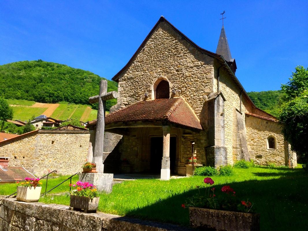 Eglise de St Jérôme (monument historique)