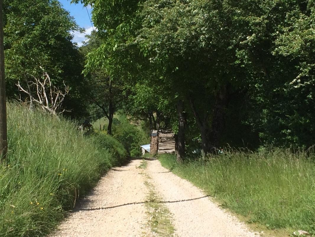 Plus de 60 km de chemin pédestre sur la commune