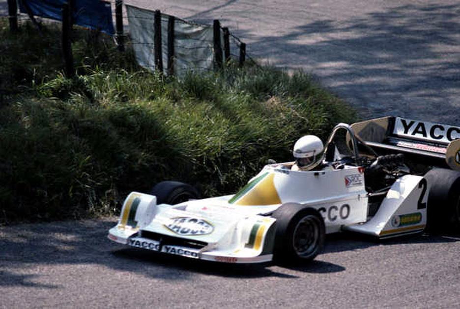 Marc Sourd en 1982:  Martini /