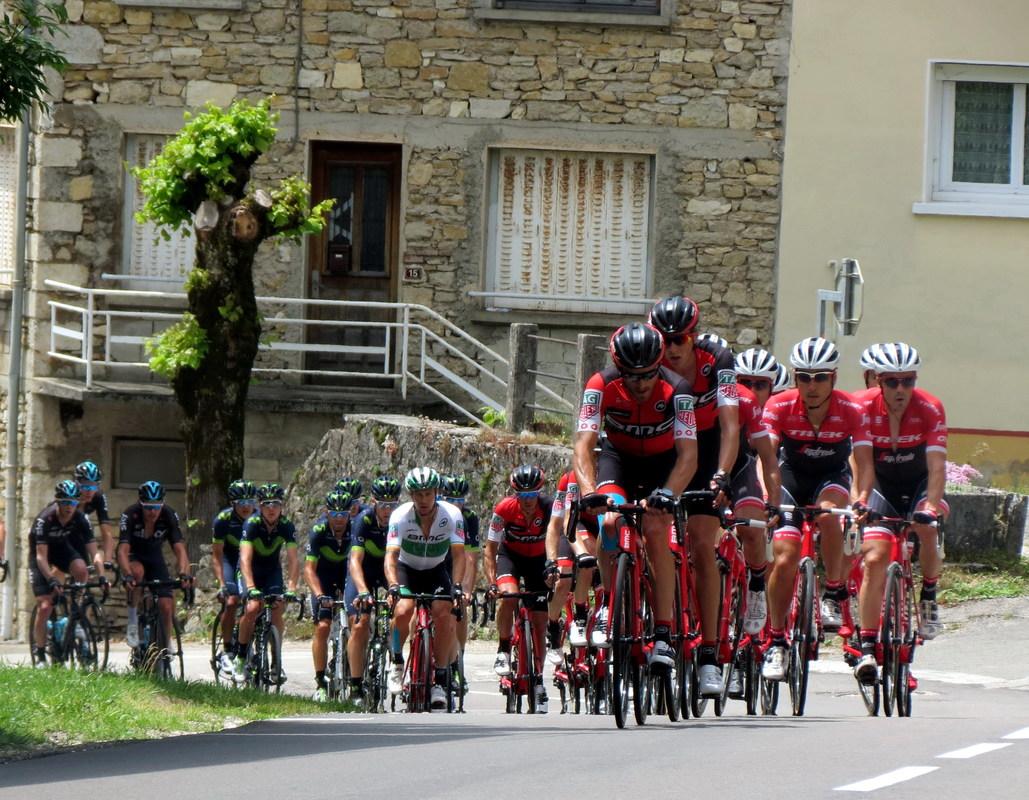 Le Critérium du Dauphiné 2017