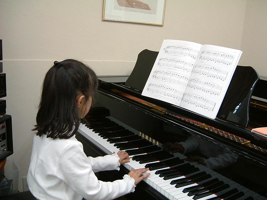 子供ピアノ科