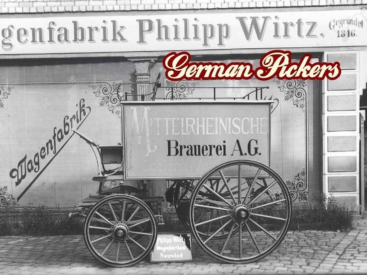 Mittelrheinische Brauerei A.G. Andernach bei Koblenz