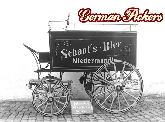 Schaaf`s Bier Brauerei Niedermendig / Mendig bei Koblenz
