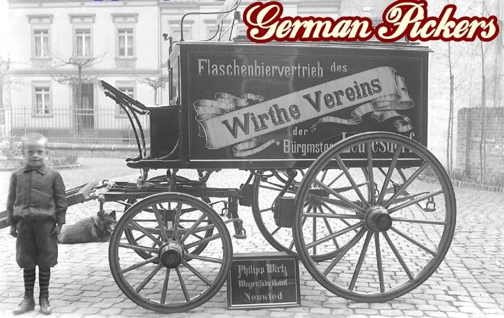 Flaschenbiervertrieb des Wirthe Vereins Leutesdorf